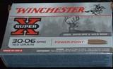 Winchester 30-06 SPRG 165 grain Soft Point