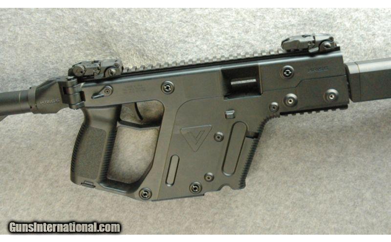 Kriss vector rifle