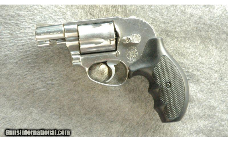 Smith & Wesson ~ 649-1 ~  38 S&W