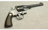 Colt ~ Officers Model ~ .22 LR