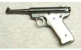 Ruger ~ Mark II NRA ~ .22 LR - 2 of 2