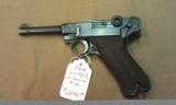1920 DWM Luger Low serial # - 2 of 2