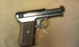 Mauser Model 1914 Pocket Pistol - 2 of 3