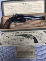 UBERTI SCHOFIELD 1875 US-CALVARY NIB