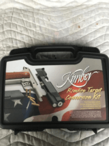KIMBER STAINLESS 22 CONVERSATION KIT NIB - 1 of 2