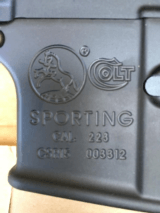 COLT SR 1516 NEW IN THE BOX - 2 of 7