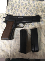 BROWNING HI-POWER AS NEW