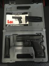 H & K USP COMPACT 40 AS NEW