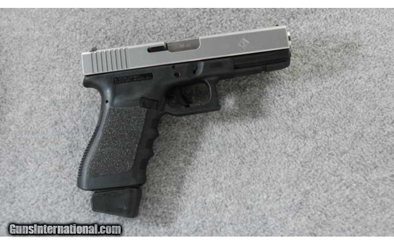 Glock ~ 20/21 Guncrafter Industries Conversion ~  50 GI