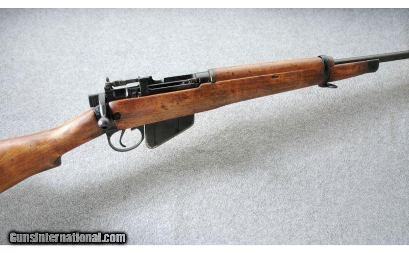 Lee-Enfield No  5 MK1 Jungle Carbine  303 Brit