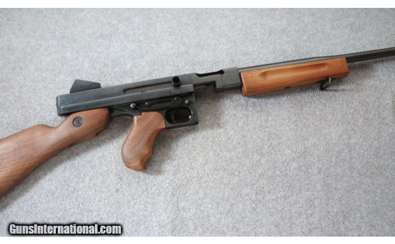 Auto Ordnance Thompson M1 Lightweight Semi-Automatic Carbine  45acp