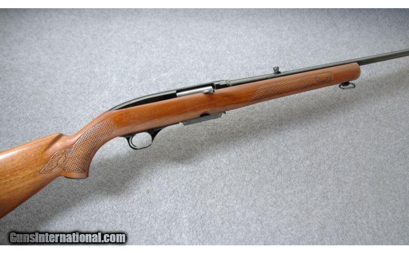 winchester model 100 semi auto rifle 308 win