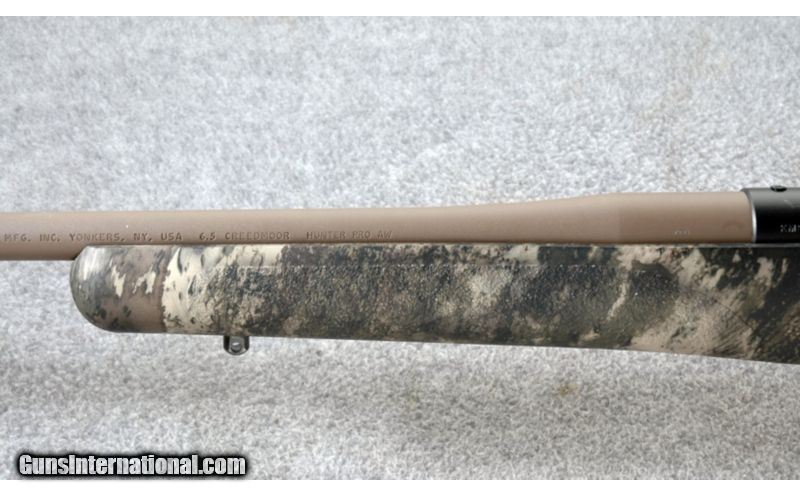 Kimber ~ Hunter Pro Rifle O2 Octane Camo ~ 6 5mm Creedmoor