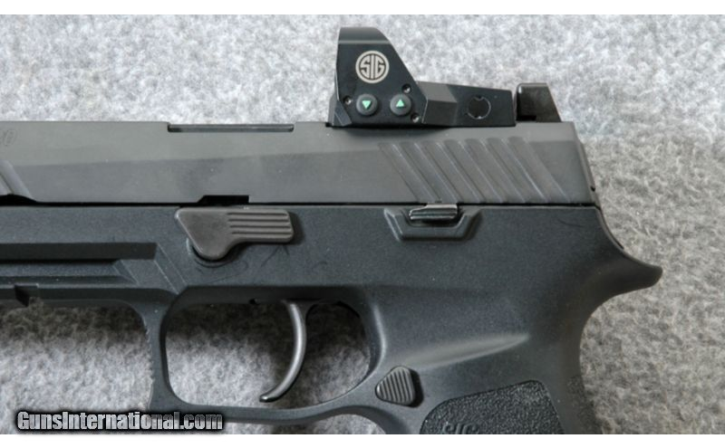 Sig Sauer ~ P320 RX Full Size ~ 9mm Para  for sale