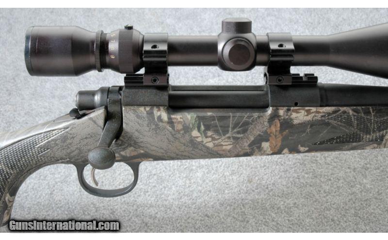 Remington ~ 700 ADL Synthetic Camo ~  30-06