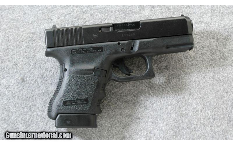 Glock ~ G30 Subcompact ~  45 acp