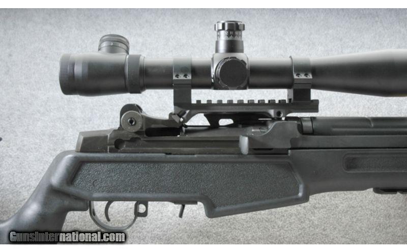 Springfield Armory ~ M1A Loaded w/Adjustable Stock~ 6 5mm Creedmoor