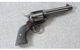 Ruger ~ New Vaquero Model 05101 ~ .45 Colt Ctg.