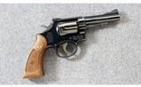 Smith & Wesson ~ 15-3 K38 Combat Masterpiece ~ .38 Spl. - 1 of 1