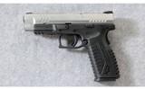 Springfield Armory ~ XD(M) 4.5 Bi-Tone ~ .40 S&W - 2 of 7