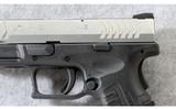 Springfield Armory ~ XD(M) 4.5 Bi-Tone ~ .40 S&W - 3 of 7
