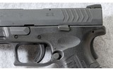 Springfield Armory ~ XD(M) 3.8 ~ .40 S&W - 3 of 7