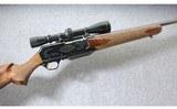 Browning ~ BAR MK II Safari with BOSS ~ 7mm Rem. Mag.