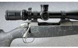 Fierce ~ Edge with Nikon Black X1000 6-24x50 Scope ~ .28 Nosler - 3 of 10