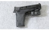 Smith & Wesson ~ M&P Shield 9 EZ Thumb Safety ~ 9mm Para. - 1 of 7