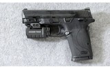 Smith & Wesson ~ M&P Shield 9 EZ Thumb Safety ~ 9mm Para. - 2 of 7