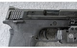 Smith & Wesson ~ M&P Shield 9 EZ Thumb Safety ~ 9mm Para. - 7 of 7