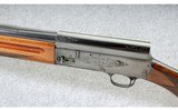 Browning ~ A5 with Solid Rib ~ 12 Gauge - 8 of 10