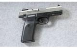 Ruger ~ SR9 Model 03301 ~ 9mm Para.