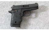 """Springfield Armory ~ 911 3"""" With Rubber Grips ~ 9mm Para."""