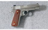 Colt ~ MK IV / Series 80 Stainless Combat Commander ~ .45 acp - 1 of 7