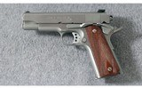 Colt ~ MK IV / Series 80 Stainless Combat Commander ~ .45 acp - 2 of 7