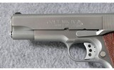 Colt ~ MK IV / Series 80 Stainless Combat Commander ~ .45 acp - 4 of 7