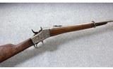 Remington ~ Model 1902 Uruguayan Rolling Block SRC ~ 7x57mm Mauser