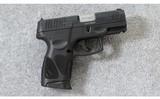 Taurus ~ G3 Compact ~ 9mm Para.