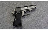 Walther ~ PPK/S ~ .380 ACP