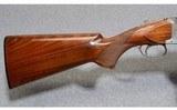 Browning ~ Superposed ~ Belgium ~ Pigeon Grade ~ 12 Gauge ~ 3 Barrels Set - 5 of 9
