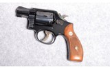 Smith & Wesson ~ Model 12-1 ~ .38 Special - 2 of 2
