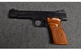 Smith & Wesson ~ Model 41 ~ .22 LR - 2 of 2