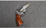 Smith & Wesson ~ 66-2 Southern Pacific RR Police - 1 of 4