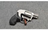 Smith & Wesson ~ 638-3 Airweight ~ .38 Special + P
