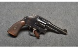 Smith & Wesson ~ Model 1905 ~ .38 S&W Special