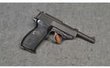 Walther ~ P1 ~ 9mm Luger