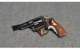 Smith & Wesson ~ K-38 Pre-model 15 ~ .38 Special - 2 of 5