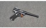 rugermk i.22 long rifle