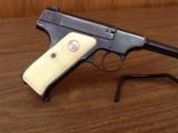 Colt Pre- Woodsman 22LR Pistol - 3 of 8